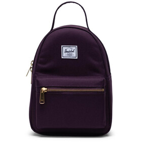 Herschel Nova Mini Selkäreppu 9l, blackberry wine